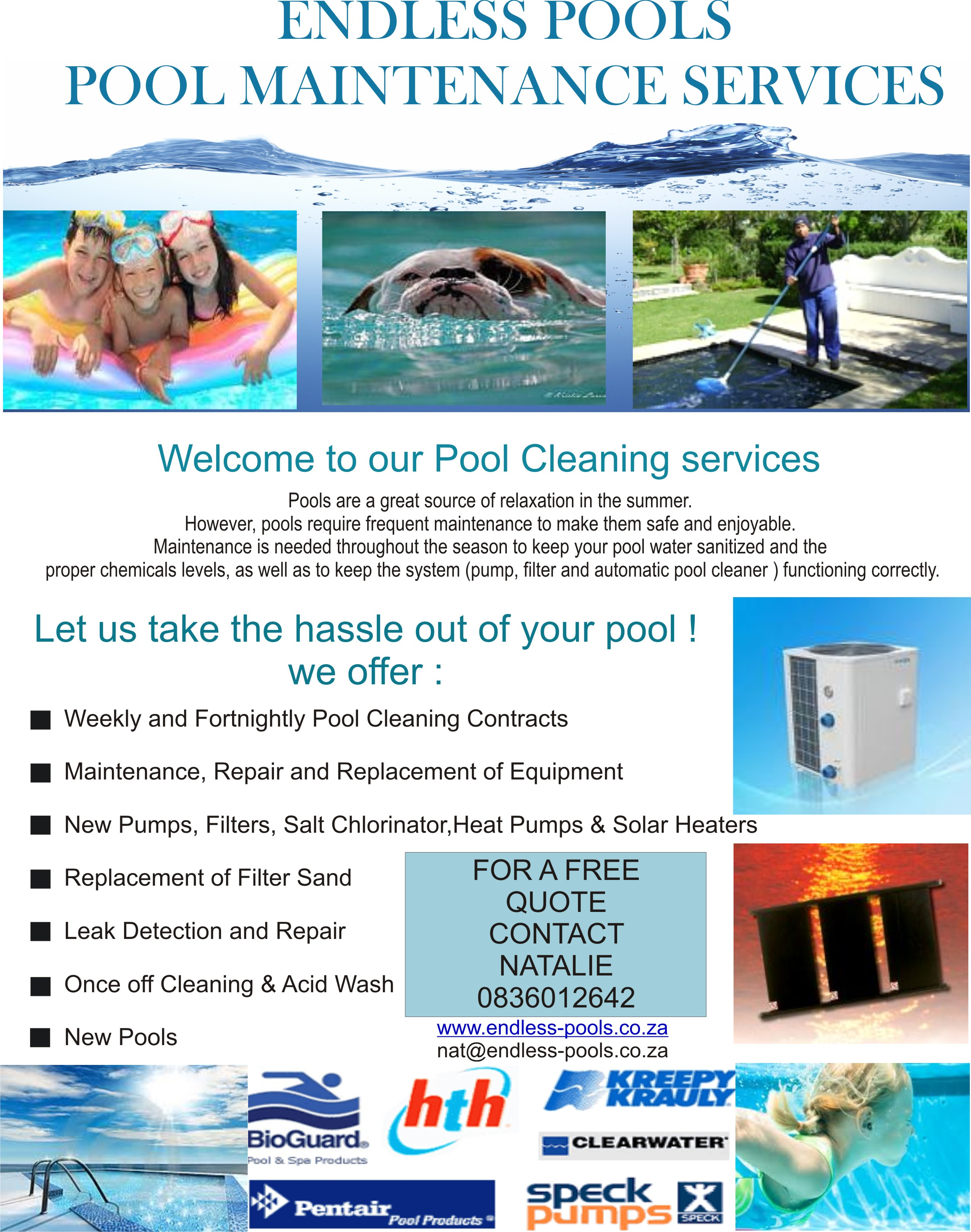 pool services b1